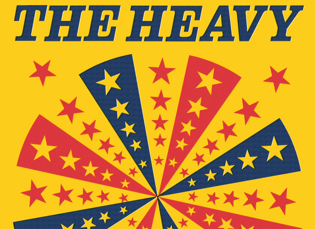 The Heavy American Tour Poster