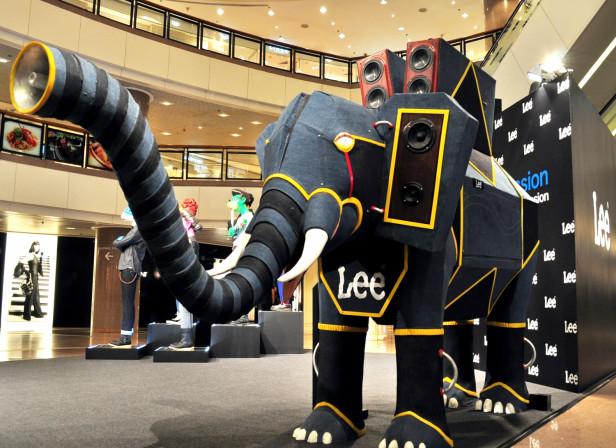 LEE Elephant Hong Kong