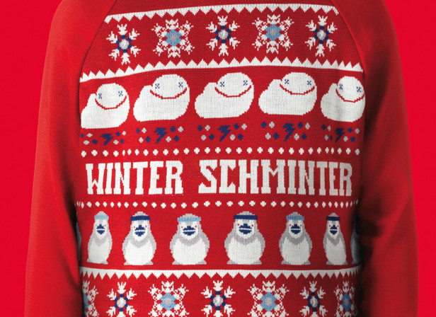 Virgin Active Winter Schminter Christmas Jumper