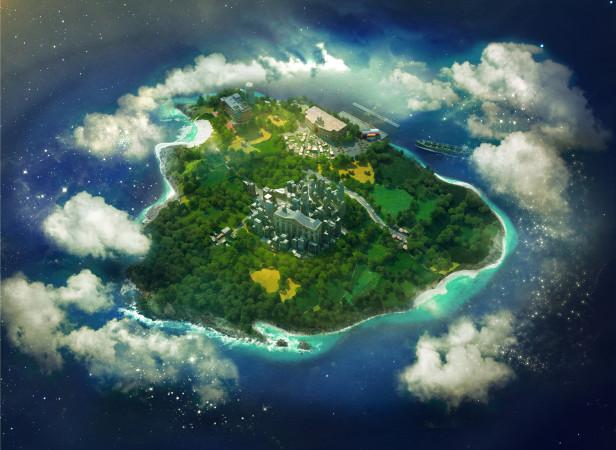Self Sufficiency Island