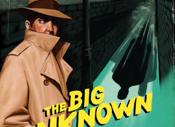 The Big Unknown / GTR
