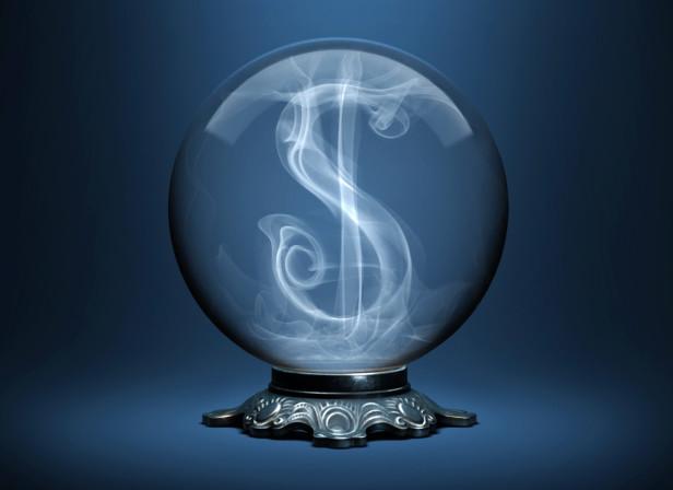 Crystal Ball / Dollar