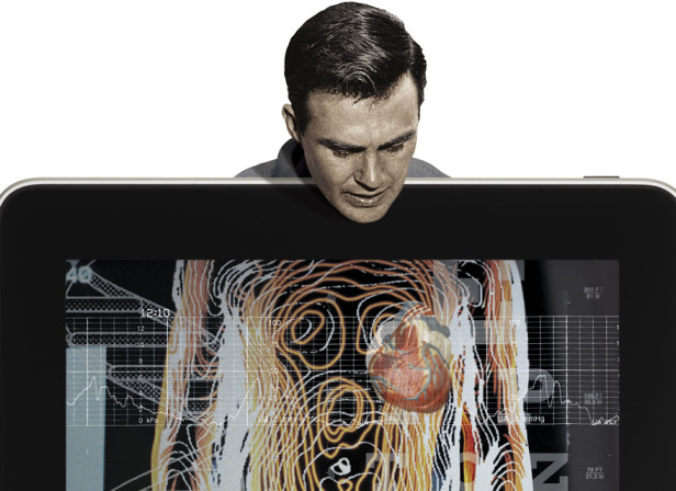 Man / Wireless Health