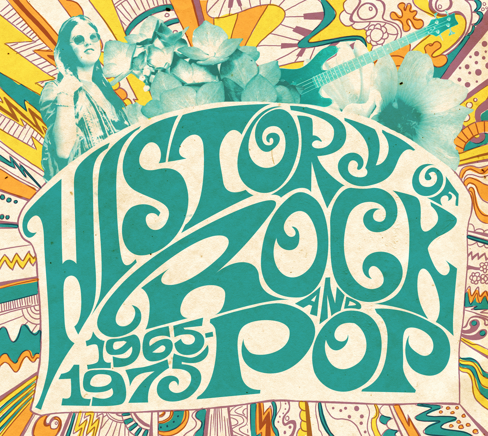 History Of Rock And Pop