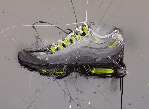 Wet Paint Nike