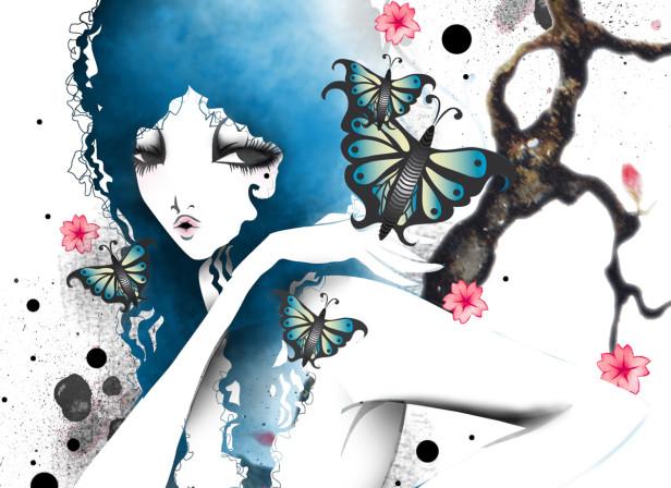 Madame Butterflies