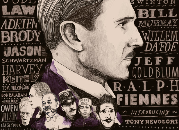 The Grand Budapest Hotel / QFT