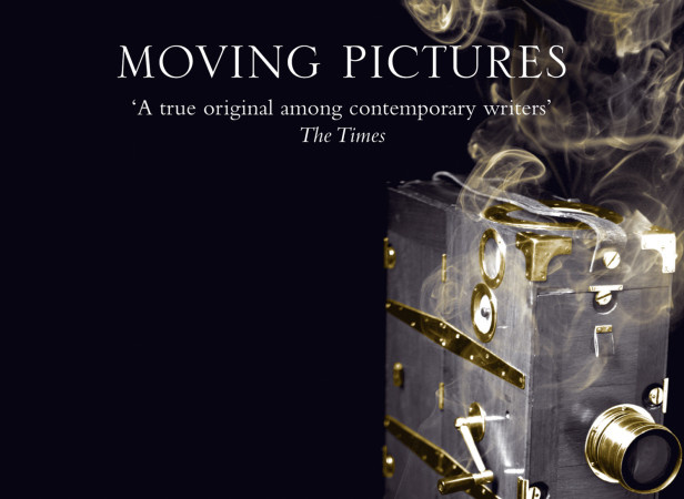 Moving Pictures / Terry Pratchett