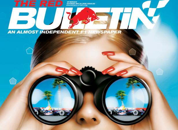 Red Bulletin Monaco