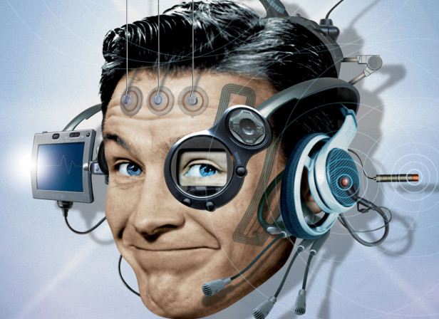 Technology Man Newsweek
