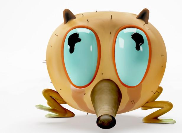 Inverted Hedgehog (Doomed)