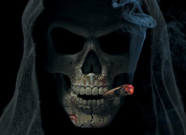 Death Inc. / Bloomberg Businessweek