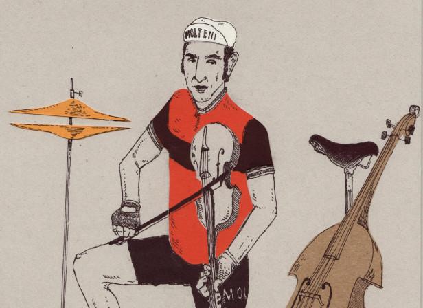 Eddy Merckx Fiddle