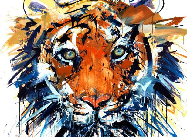 Natural Selection Tiger