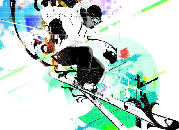 Ski Tech / Fortune Magazine