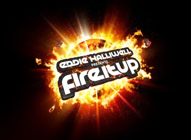 Eddie Halliwell Fire It Up