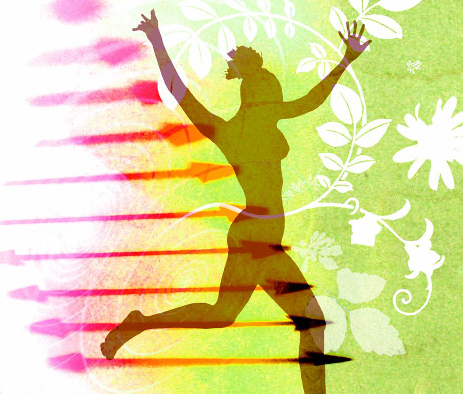 Wellbeing Joy of Life