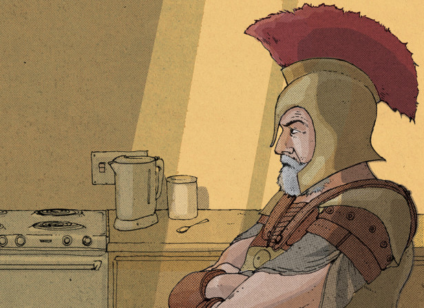 Odysseus / The Telegraph