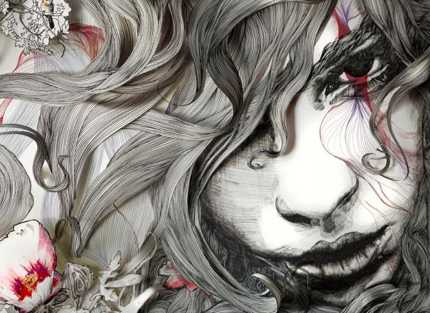 Computer Arts Cover 2D illustration