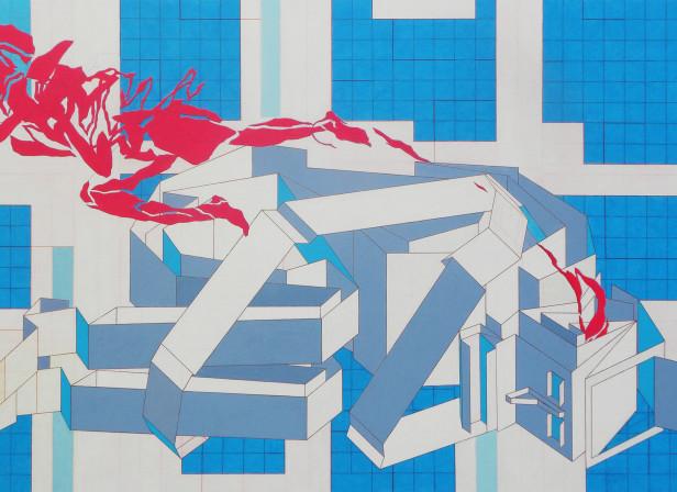 SHORT SHRIFT - acrylic on canvas - 150 x 100cm.jpg