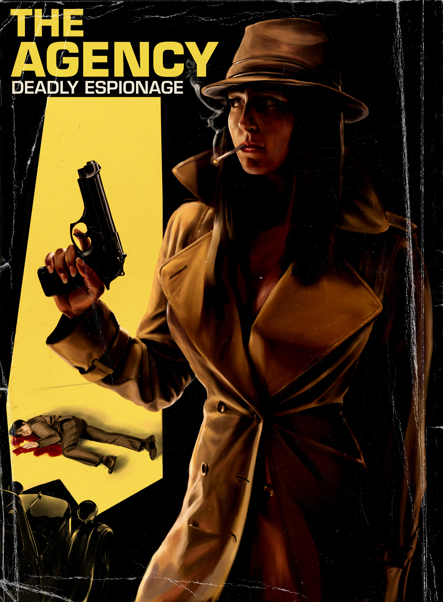 Deadly Espionage