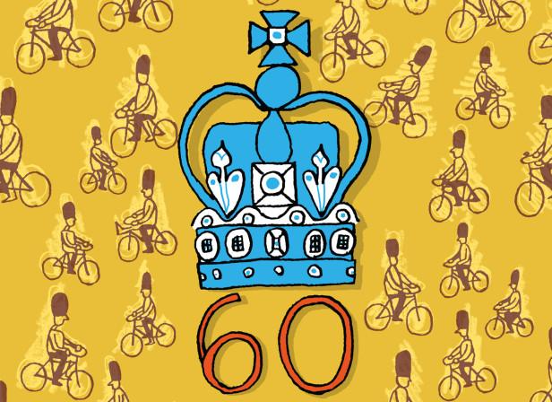 60 Diamond Years
