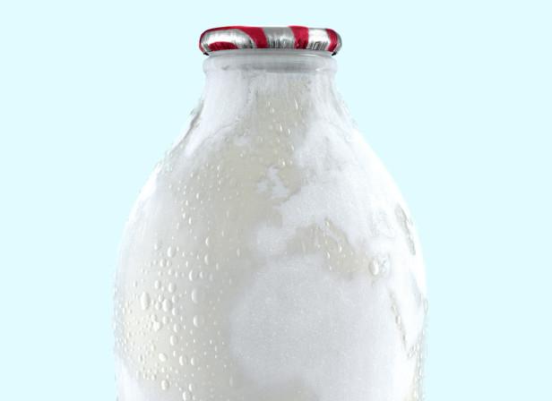 World Milk Bottle