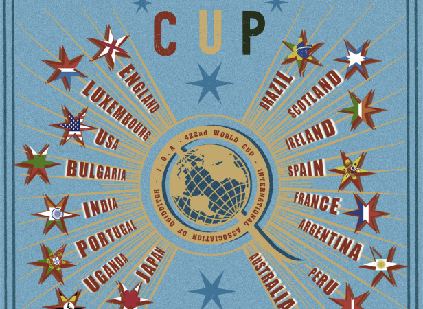 Harry Potter 422nd Quidditch World Cup Poster