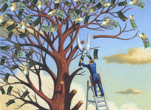 Super Tree Pruning