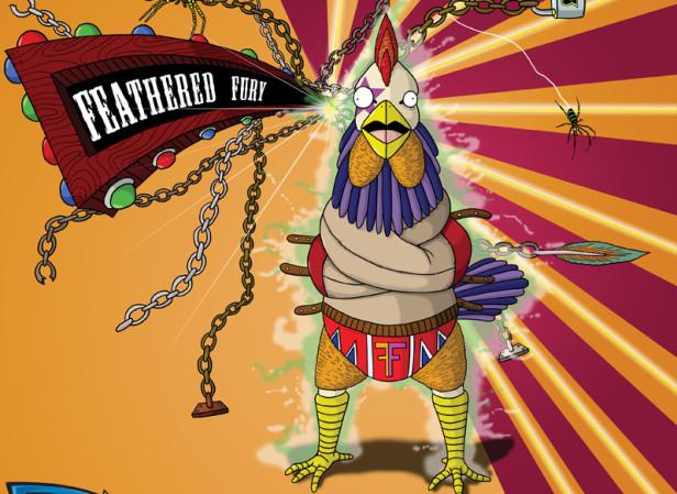 Doritos Tenacious T & Feathered Fury