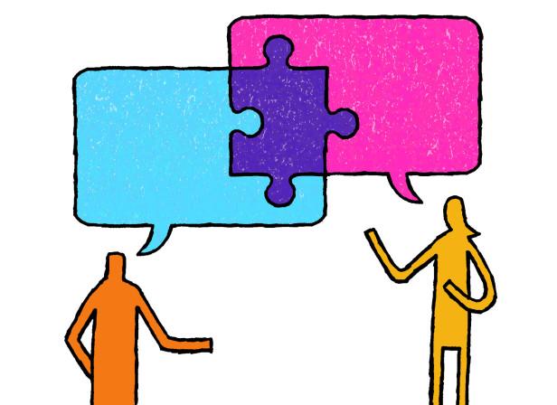 Jigsaw Speech Connections