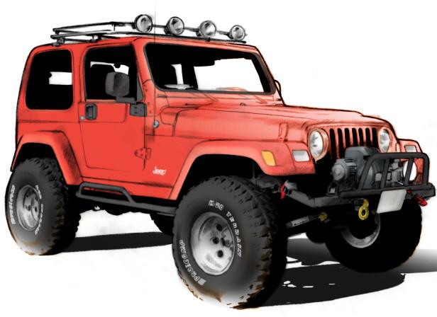 Jeep / Twilight