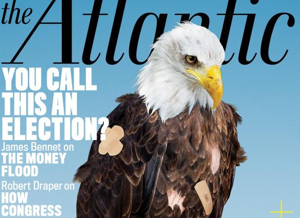 The Atlantic Eagle Cover Shot