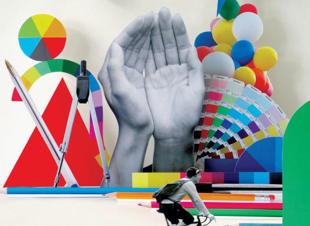 Colour Of Money / Design Week