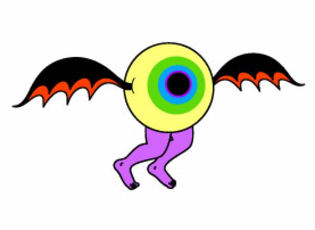 Frantic Bat Eye
