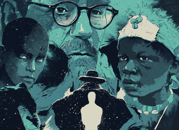 Oscar Race 2016 / Variety Magazine