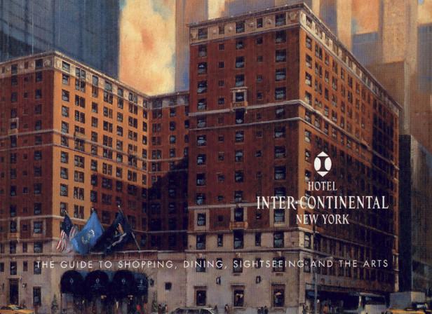 New York Inter-Continental Hotel