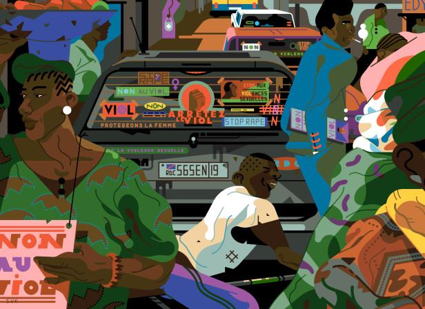 Business of Rape Congo