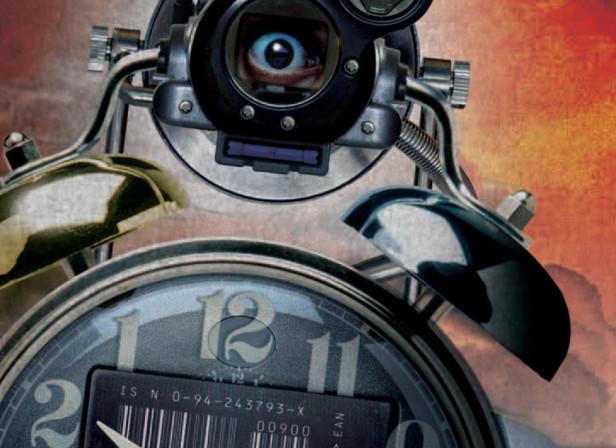 Time Security Robot