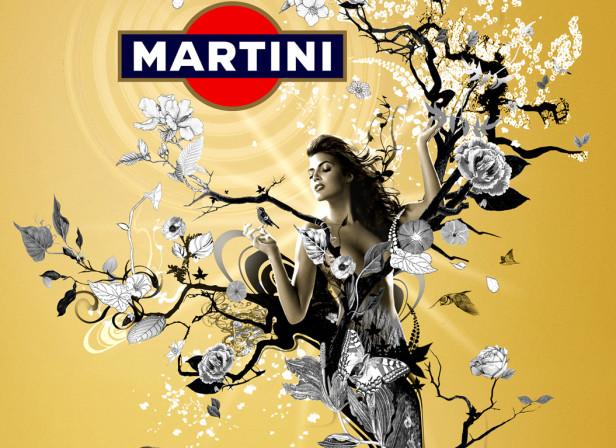 Martini Tree