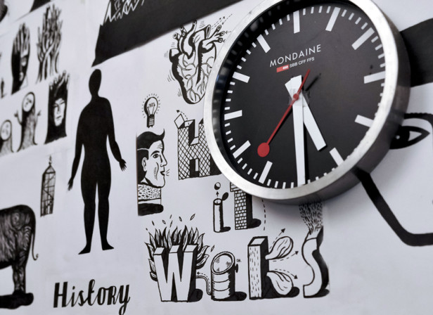 Room Shot Clock