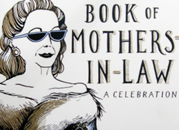 Faber Complete Book of Mothers in Law Cover