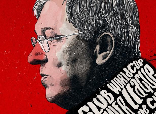 Sir Alex Ferguson / Sport Magazine