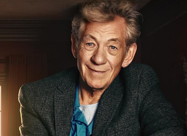 Ian McKellen / Empire Magazine