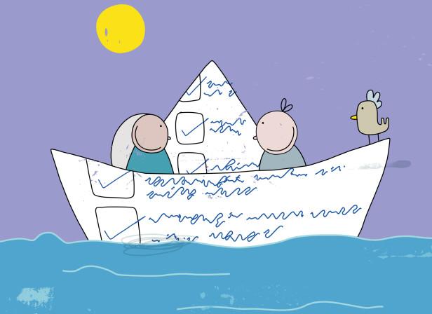 Retirement Boat / Standard Life