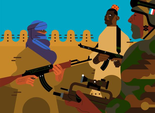 Mali Intervention / L'Express