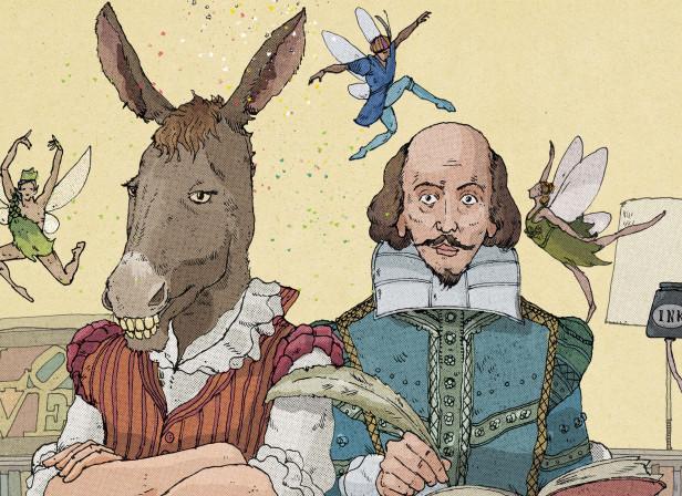 Shakespeare's Fairies Washington Post