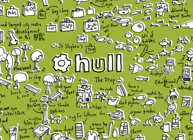 Hull City Image Places To Visit