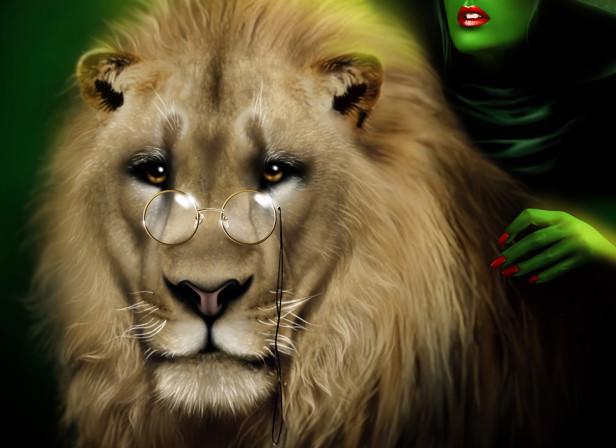 A Lion Among Men