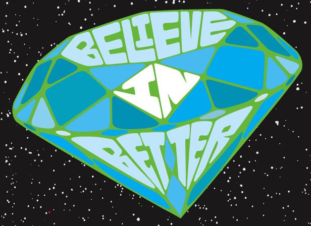 Sky Believe In Better Diamond